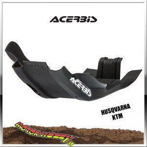 ACERBIS protezione del motore disco di protezione del motore Skidplate KTM EXCF EXC 350 250 16-Nero