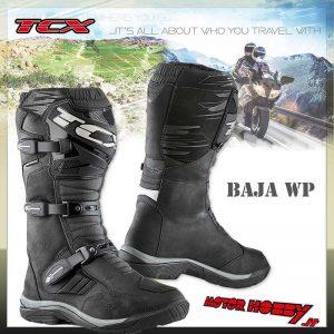 Stivali impermeabili TCX Baja WP stivali moto touring
