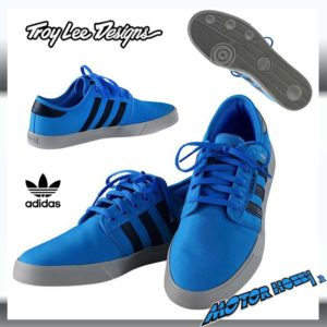 SCARPE CASUAL ADIDAS SEELEY X TROY LEE DESIGNS NAVY – Motorhobby